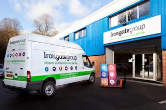 The Irongate Group, Acsellerate customer
